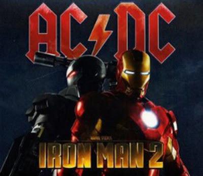 AC/DC - Iron man 2 CD