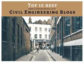 Top 10 best Civil Engineering Blogs