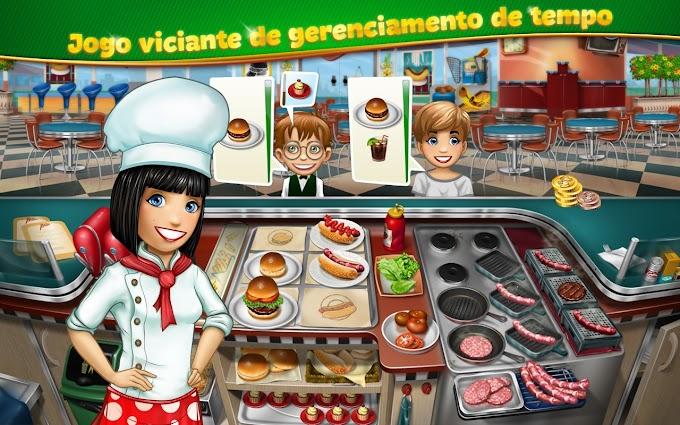 Dica de App: Jogo Cooking Fever