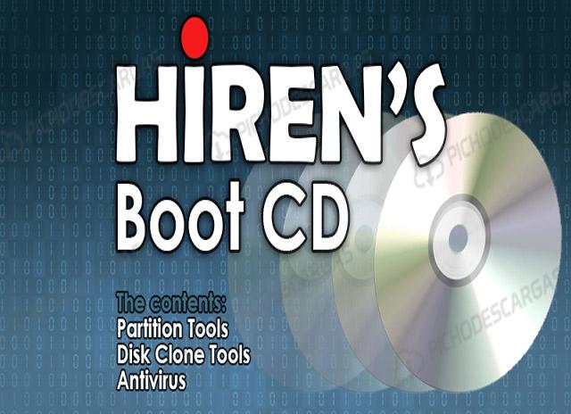 Hirens BootCD WinPE10 -