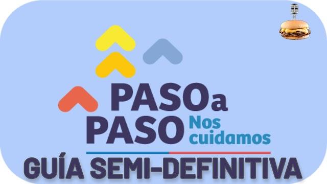 Guía Semi-Definitiva del Plan #PasoAPaso