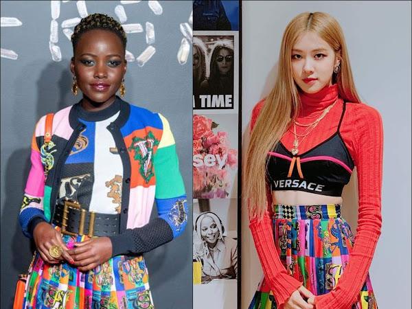 👗Lupita Nyong'o vs BlackPink's Rosé