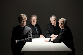 The Hilliard Ensemble - photo credit Marco Borggreve