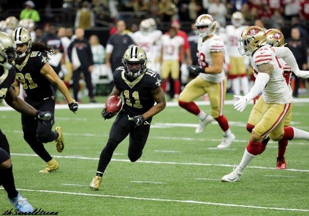 Game Balls: 49ers vs Saints (Week 14)