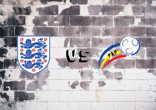 Inglaterra vs Andorra  Resumen y Partido Completo