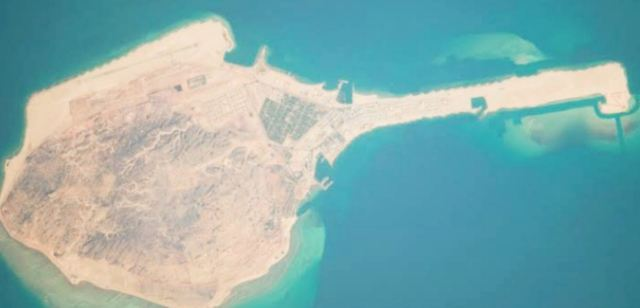 أين تقع جزيرة دلما في الإمارات وماذا تحتوي؟