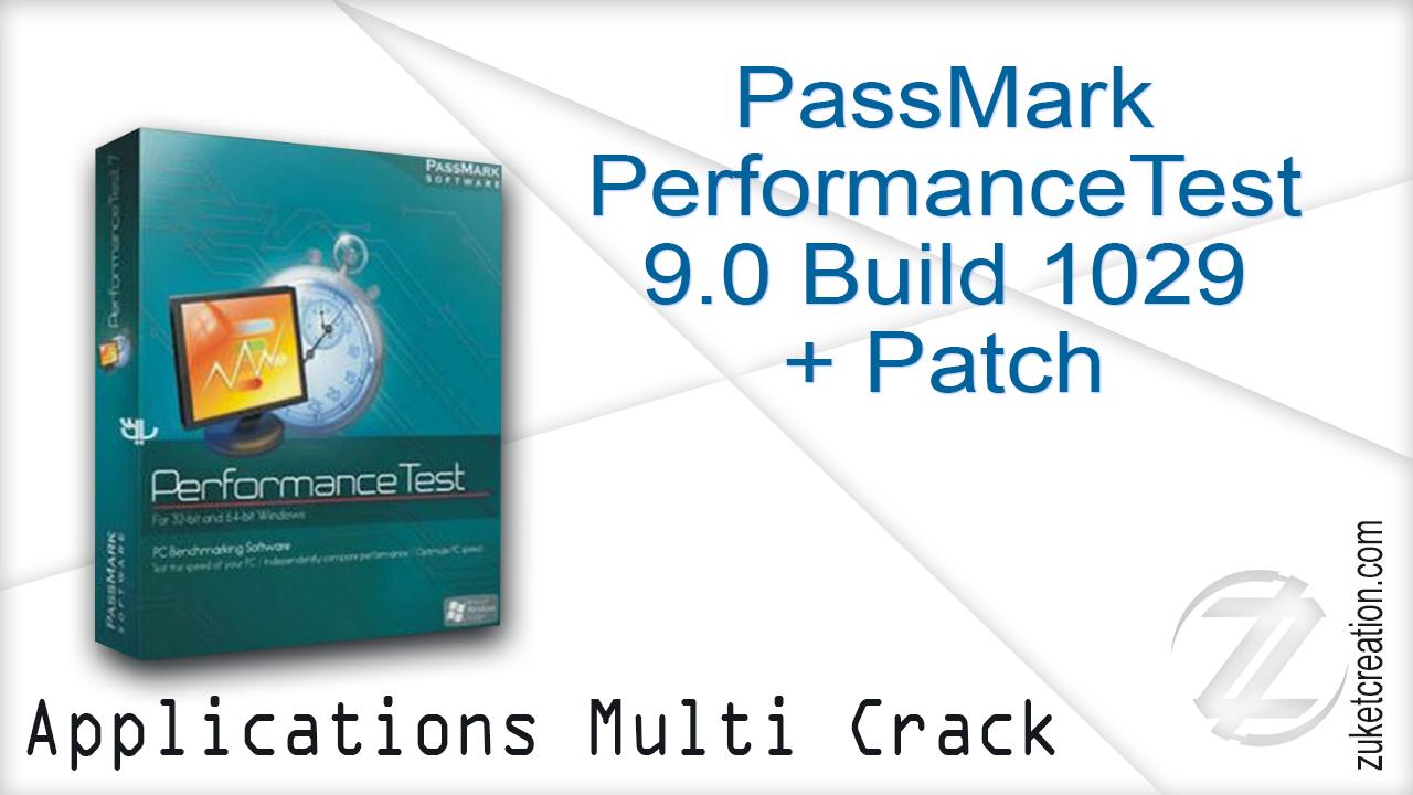passmark performance test 8 keygen