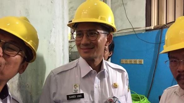 Tembus 40 Ribu, Sandi Siap Berangkatkan Umrah Peserta Program OK Oce