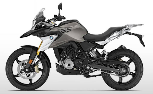 Spesifikasi BMW  G 310 GS