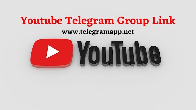 Join Latest Youtube Telegram Group Link