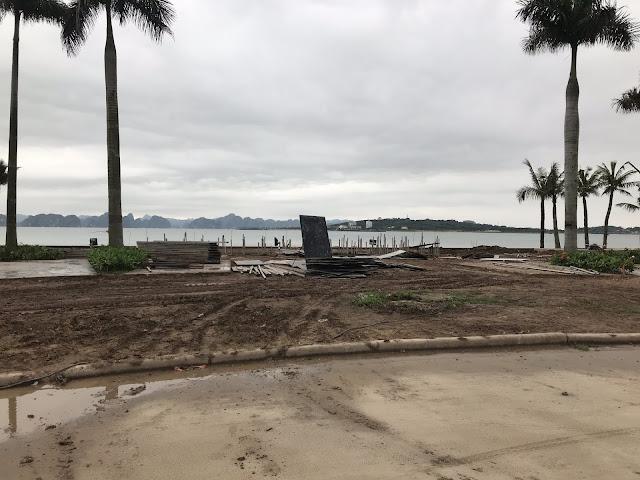 Tiến độ xây dựng dự án Harbor Bay Hạ Long