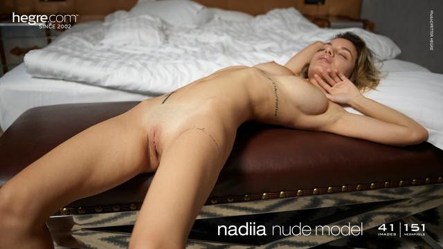 [Hegre-Art] Nadiia - Nude Model - idols