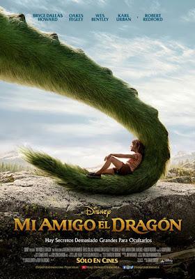 Mi amigo el dragon