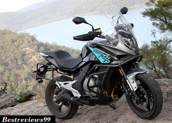 New Upcoming Adventure bike In India CF Moto 650 MT