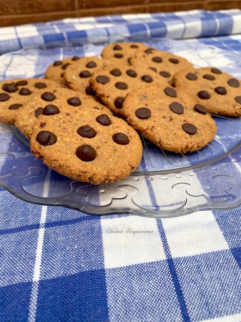 Cookies sin gluten con mantequilla de cacahuete (receta mejorada)