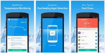 Aplikasi Android Pendingin Suhu Terbaik