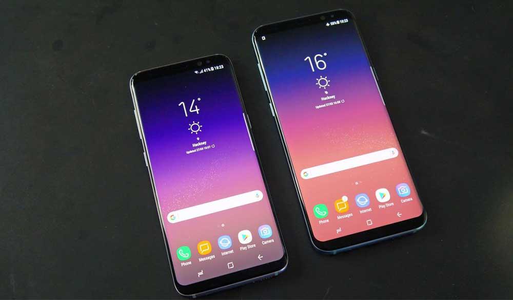 Samsung Galaxy S8 ve S8 Plus Telefonların Türkiye Fiyatları