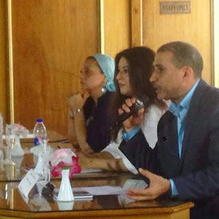 المؤتمر الافتتاحى لمشروع الحق فى الحياه بسوهاج