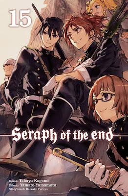 Reseña de Seraph of the End vols. 14 y 15 - Norma Editorial