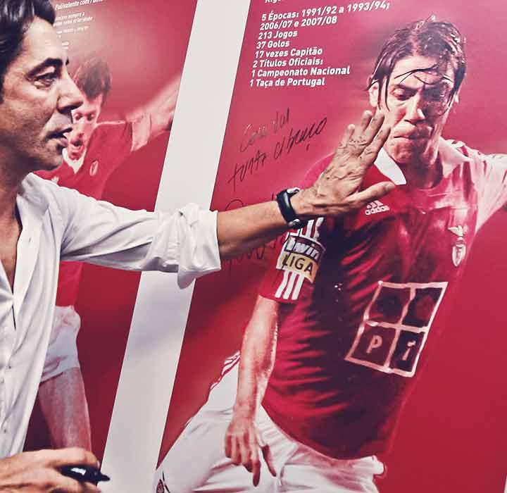 Rui Costa, 34º Presidente, Sport Lisboa e Benfica, 2021,