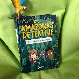 Die Amazonas-Detektive: Verschwörung im Dschungel