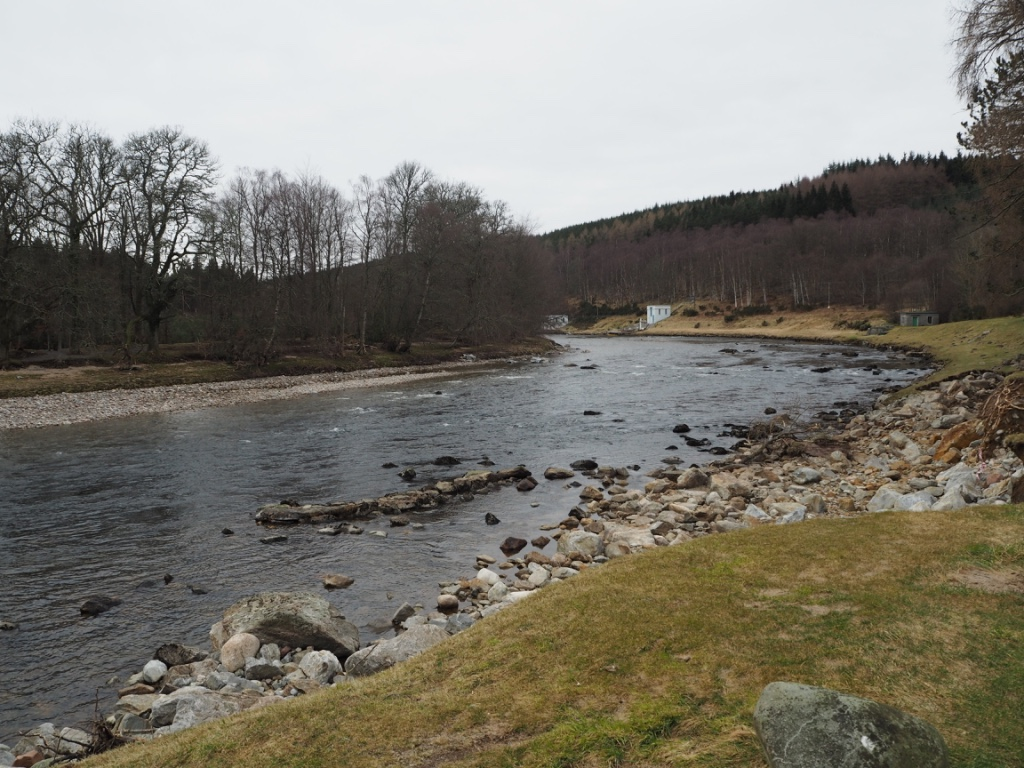 river dee scotland cairnton estate