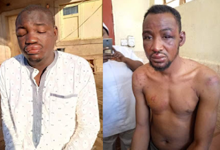 Photos Of Musicians Beaten For Criticising Kebbi Governor In Their Songs