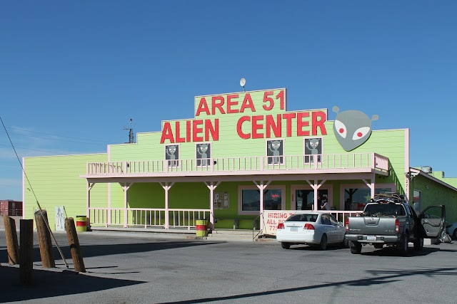 Mysterious Area 51