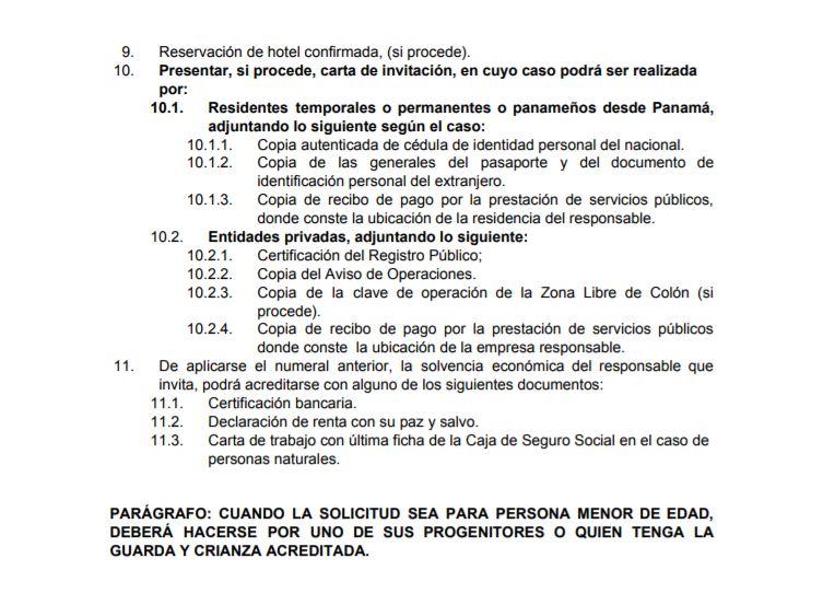 Requisitos para la visa de Panama. Solicitud y requisitos para la visa panameña. Requisitos para los venezolanos visa Panama...