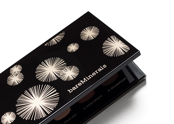 BareMinerals The Wish List Eyeshadow Palette Holiday Review