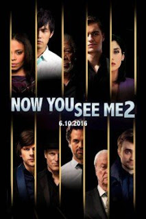 Now You See Me 2 (2016) BluRay