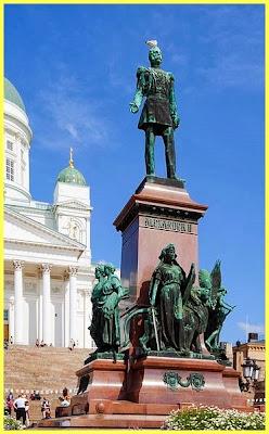 Estatua Alejandro II