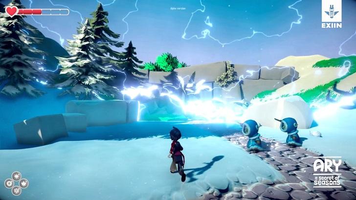 Ary & the Secret of Seasons Gameplay