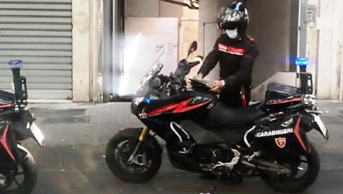 Arrestato per furto a Catania
