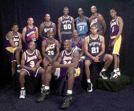 1999 NBA All-Star Game: Box Score, MVP and Information.