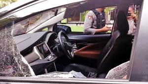 Aksi Pecah Kaca Mobil kembali terjadi di Lamongan
