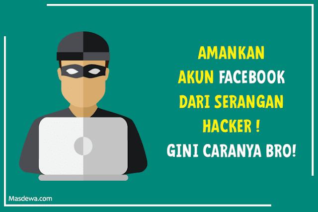 amankan akun facebook