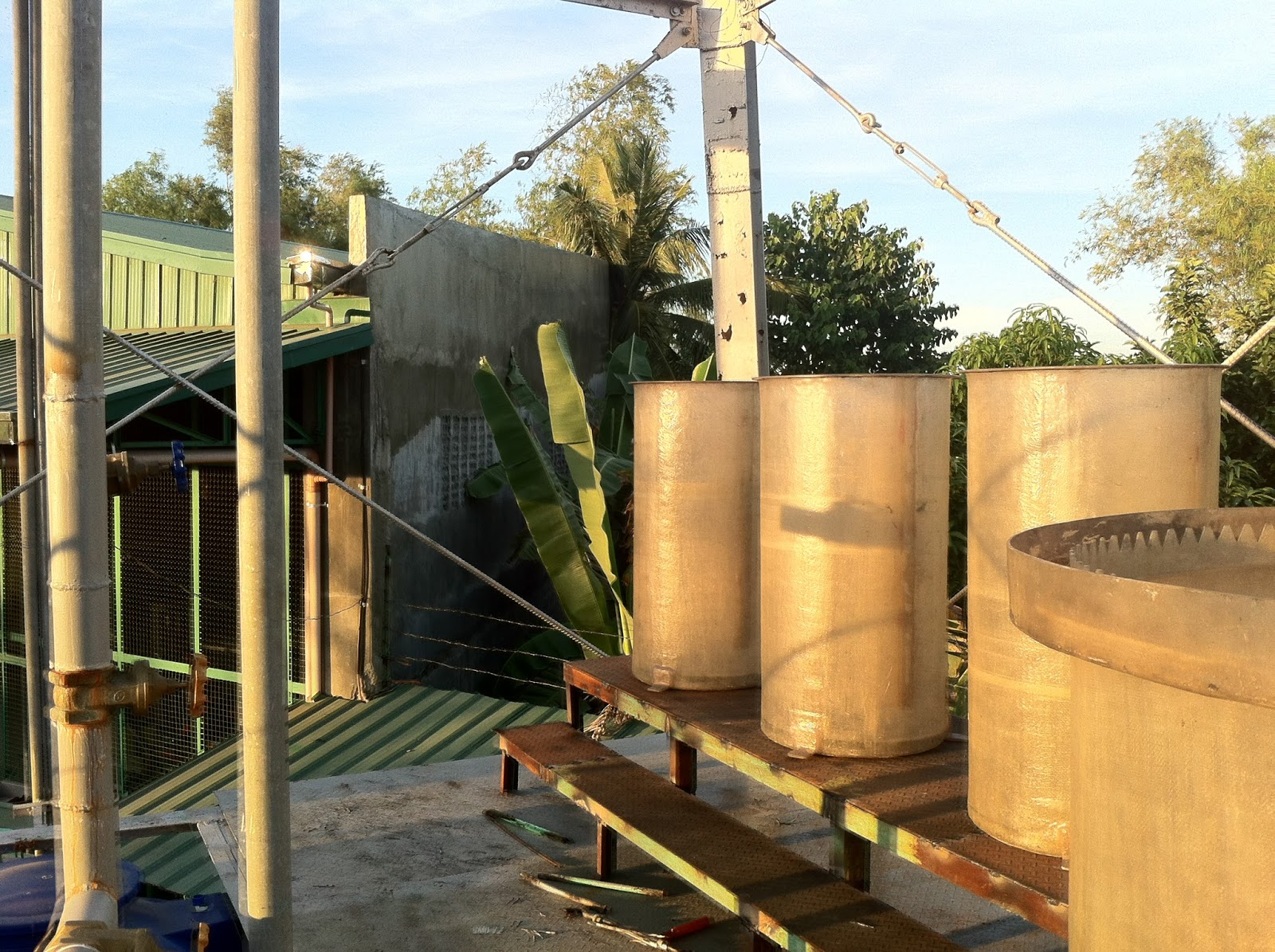 Puricare Industrial Enterprises Water Treatment Plant