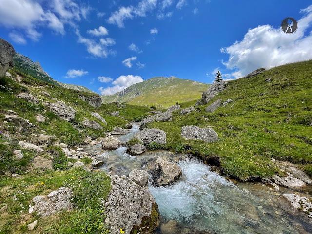 Traseu scurt și ușor la Cascada Doamnele, Munții Bucegi
