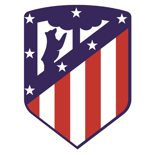 Atlético Madrid Logo 2020-2021 For DLS 19