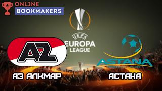 Астана - АЗ Алкмар смотреть онлайн бесплатно 7 ноября 2019 АЗ Алкмар Астана прямая трансляция в 18:50 МСК.