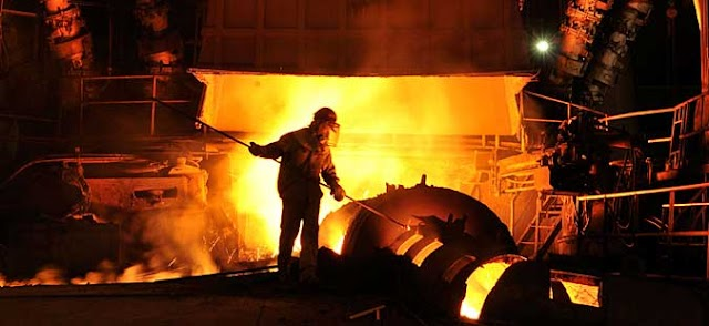 Industrial production drops by 1,9 percent in April in Macedonia