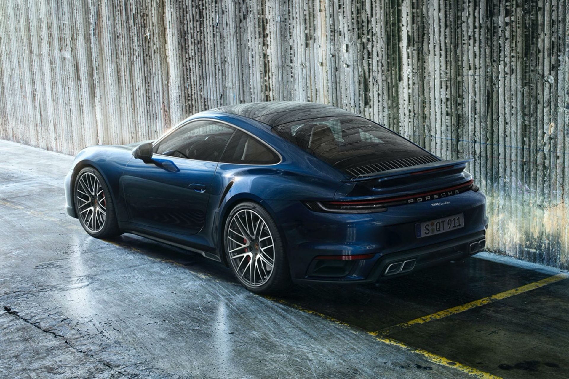 2021 Porsche 911 Turbo Breaks Cover With 572 Hp 0 60 Time Of 2 7 Seconds