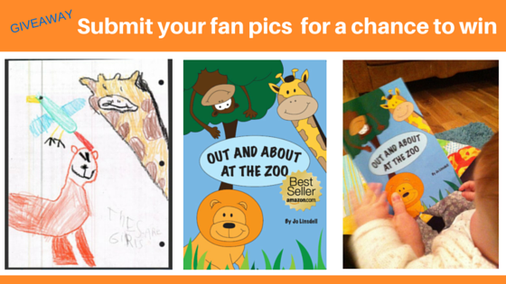 Giveaway: Submit your fan pics for a chance to win!