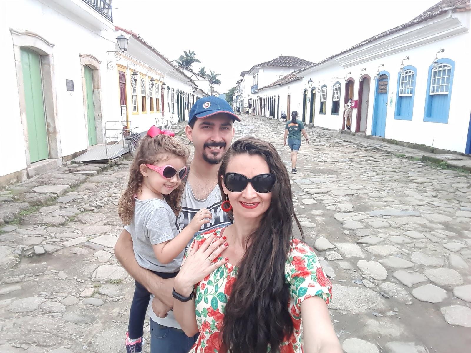 Centro Histórico de Paraty - Casario