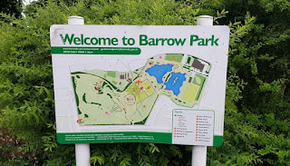 Barrow Park in Barrow-in-Furness
