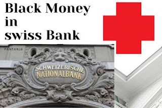 Swiss bank is famous for black money?
