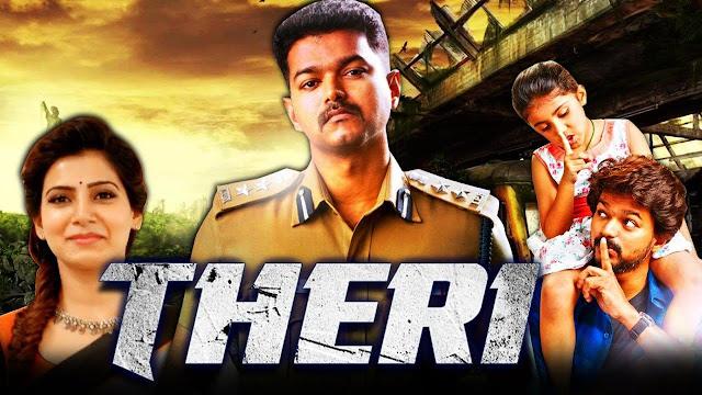 Review Movie Tamil : Theri ::: Bila Salah Guna Kuasa, Yang Berkuasa Tak Dapat Jalankan Tanggungjawab !