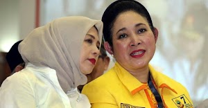 Titiek Soeharto Minta Emak-emak Arif Hadapi Situasi Politik