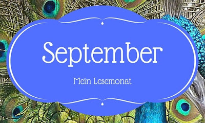 Meine Lesemonat September